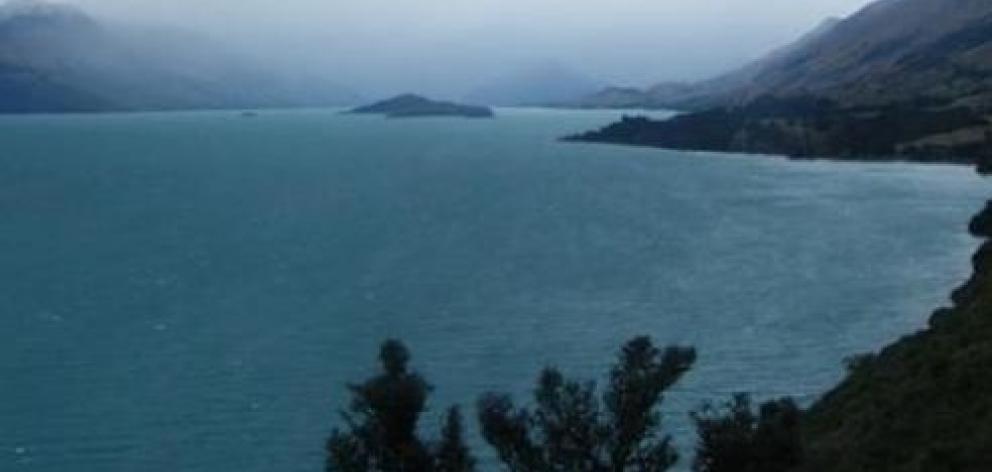 Lake Wakatipu. Photo: ODT
