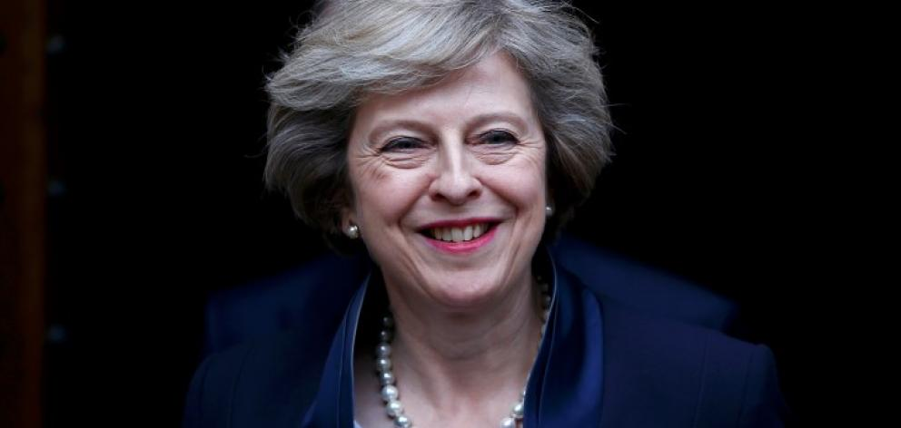 Theresa May wants to seal a decisive victory in the election to strengthen her hand in the Brexit...