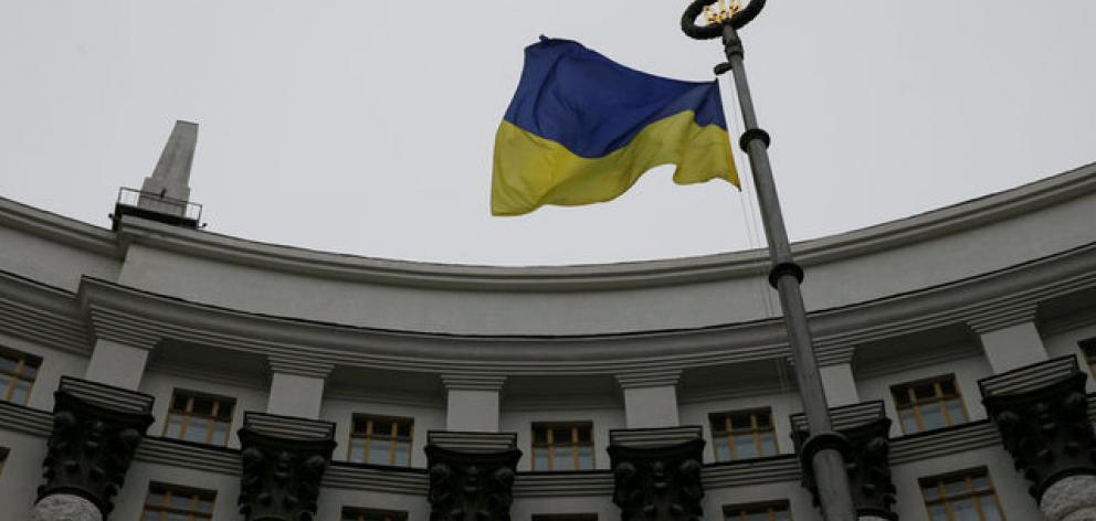 Ukrainian Deputy Prime Minister Pavlo Rozenko said the government's computer network had gone down and the central bank said a operation at a number of banks and companies. Photo: Reuters