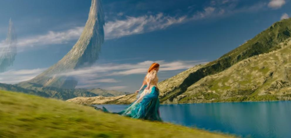 South Island scenery stars alongside Reese Witherspoon in the trailer for the Disney film A...