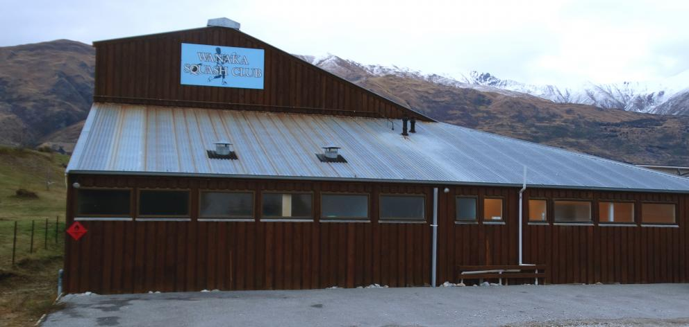 The Wanaka Squash Club has been granted $20,000 by the Central Lakes Trust for a feasibility...