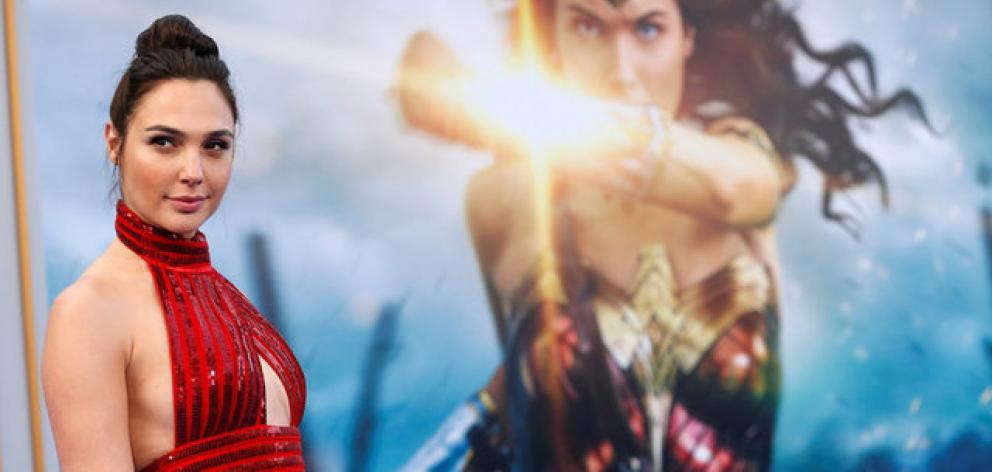 The Lebanese ministry source said they had issued an order to ban the movie, which stars former Israeli army soldier Gal Gadot, based on a recommendation from the General Security directorate. Photo: Reuters