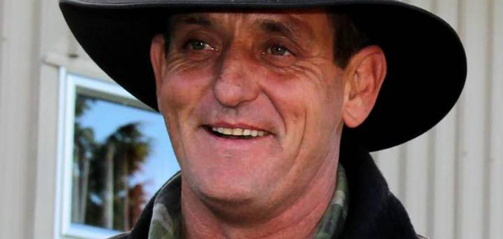 Duayne Insley. Photo via NZ Herald