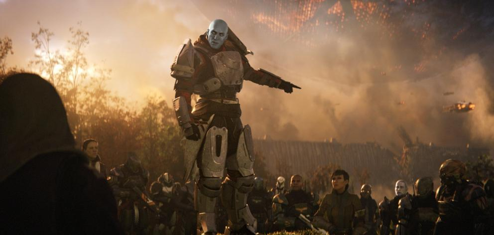 Destiny 2 is a huge step up from the original in all facets and with expansions and so on likely, will only become more and more engaging. Photo: Supplied