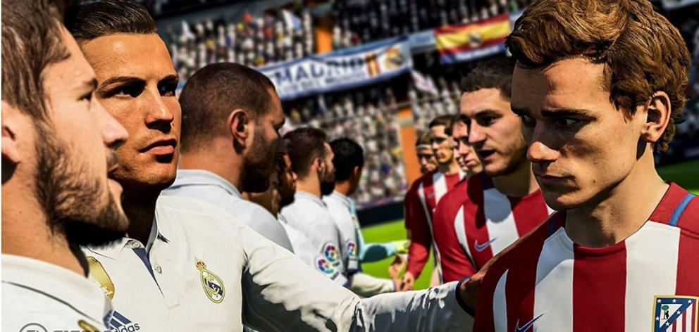 I'm not sure I have ever given a Fifa game a perfect score. This year is the year. Photos: Supplied