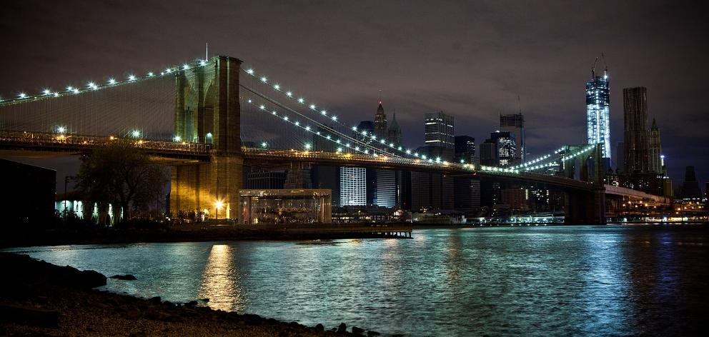 New York's Brooklyn Bridge. Photo: Getty Images