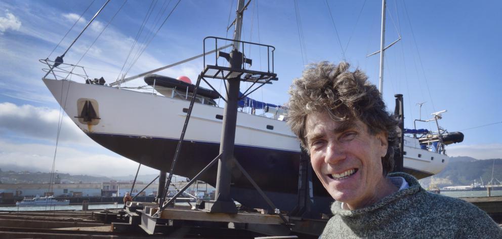 Evohe captain Steve Kafka prepares to head to the subantarctic islands again, following...