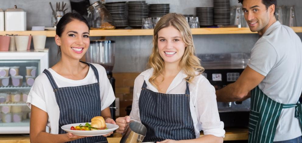 The hospitality sector will be affected by changes to immigration laws.Photo: Getty Images