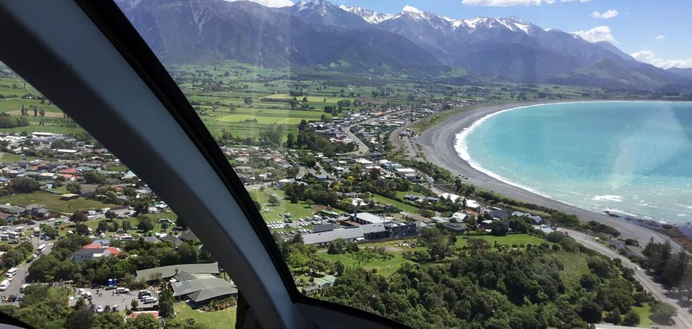 Christchurch businesses with first-hand earthquake knowledge gave advice to Kaikoura restaurants...