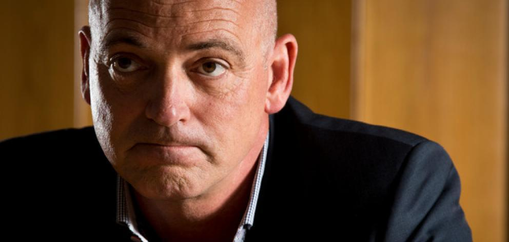 Fonterra chief executive Theo Spierings is New Zealand's top paid CEO. Photo: NZ Herald