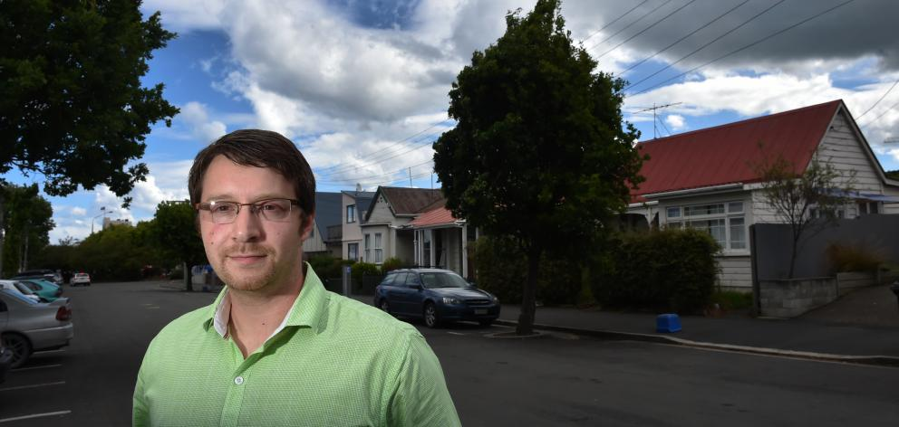 Otago University Students' Association student support manager Sage Burke says an increasing...