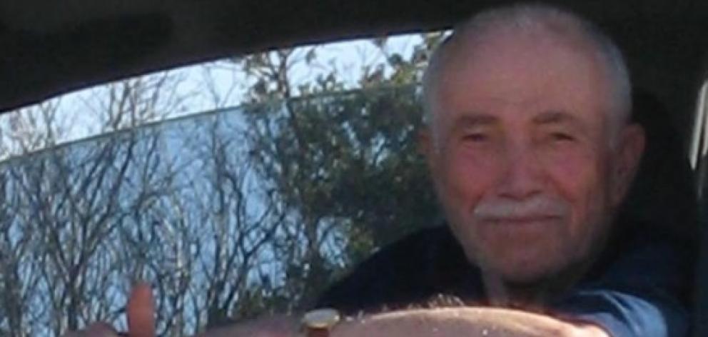 Antonios (Anton) Crocaris (83) died. Photo: Twitter