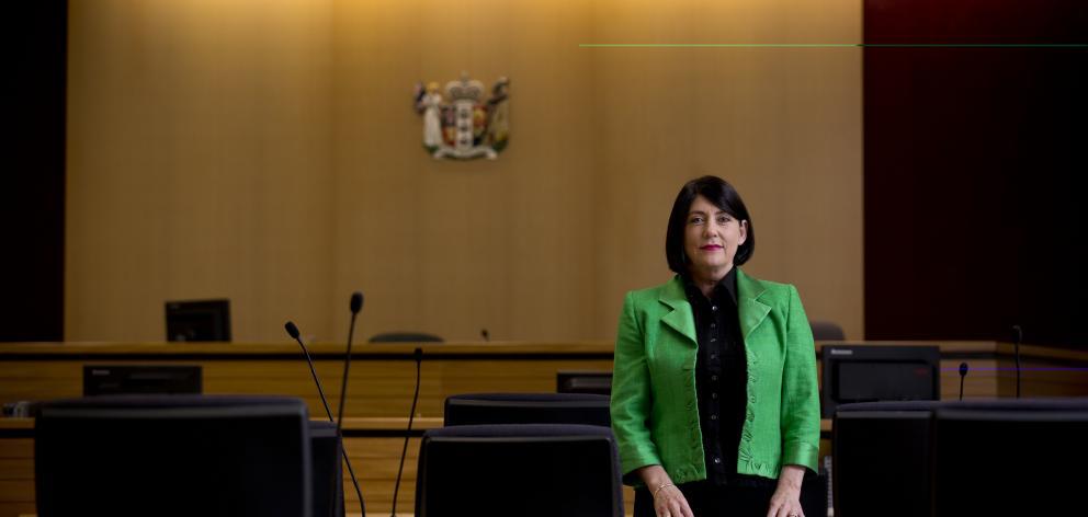 Chief District Court Judge, Jan-Marie Doogue. Photo: NZ Herald