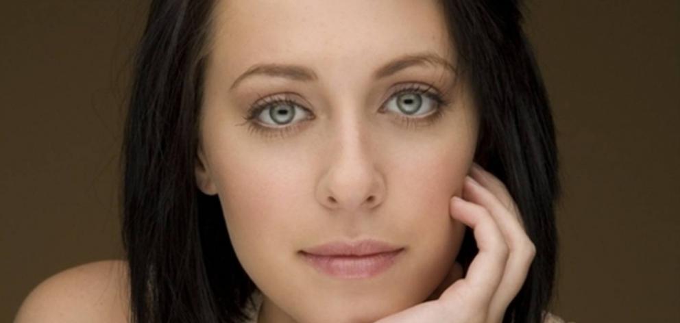 Australian actress Jessica Falkholt. Photo: Supplied