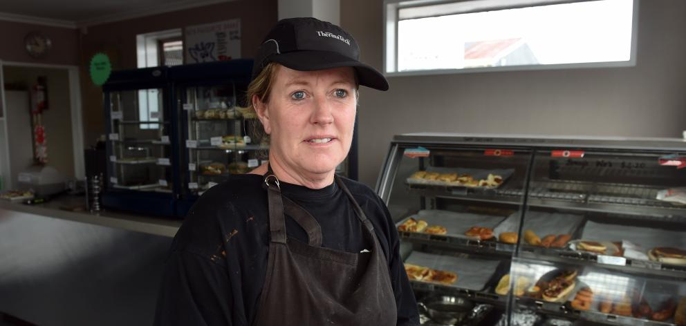 Eat 'n' Run owner Kate Godkin was frustrated by the inconvenience to her Mosgiel business by...