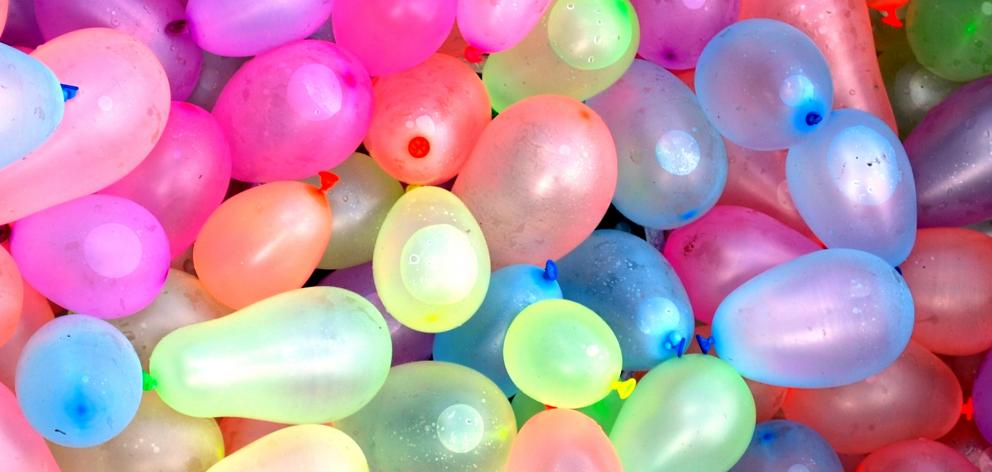 As of July Zuru was worth $500 million, helped along by the sales of more than three billion individual water balloons in the past year alone. Photo: Getty Images