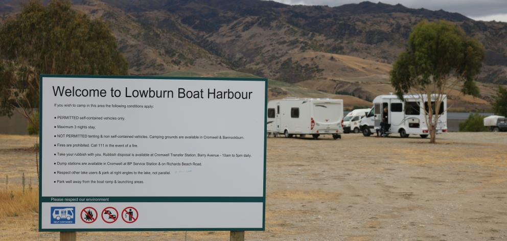 The rules are there but residents say some campers are not following them.