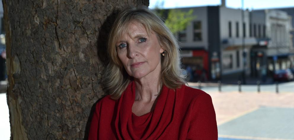 Rosann Connolly-George is concerned for her son who has fallen through  gaps in the health system...