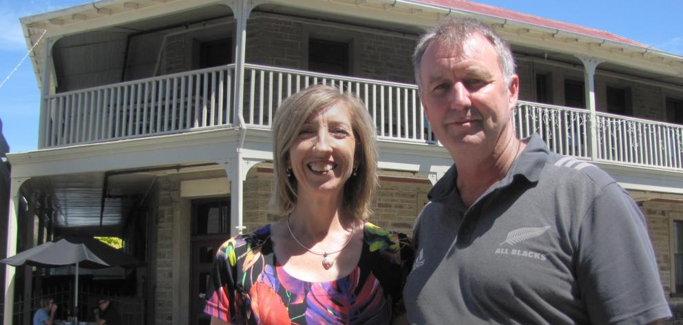 Meredith and Ian Kerrisk are looking forward to their new lives at Dunstan House, in Clyde. The...