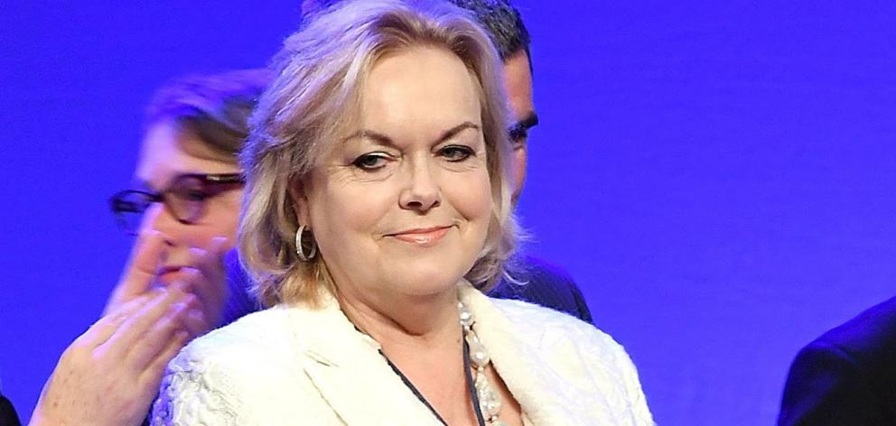 Energy and Revenue Minister Judith Collins. Photo: Getty Images