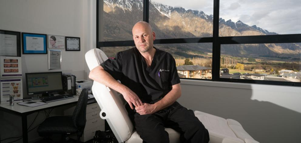 Skin Institute Queenstown director Dr Hans Raetz says the reason New Zealanders have more skin...