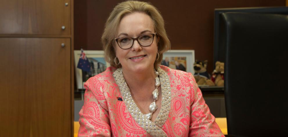 Judith Collins. Photo NZ Herald