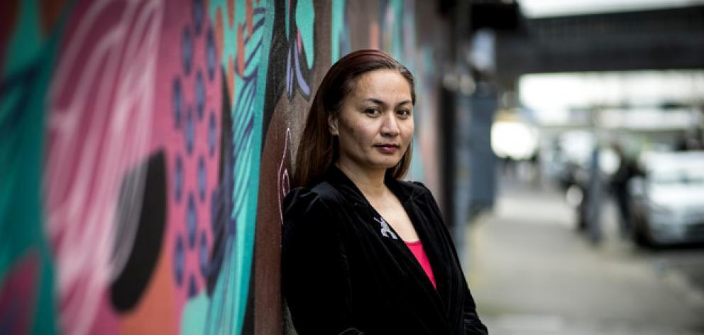 Marama Davidson. Photo NZ Herald
