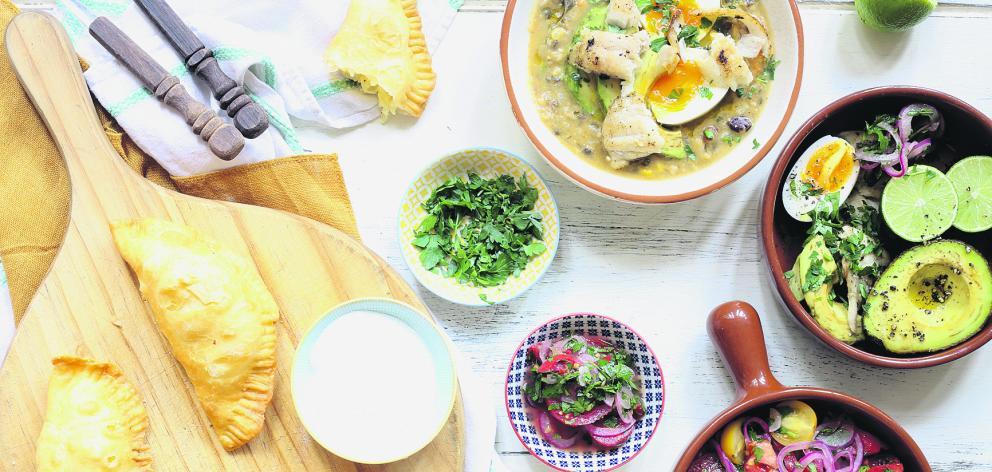 Ecuadorian Easter treats. Photos: Alison Lambert