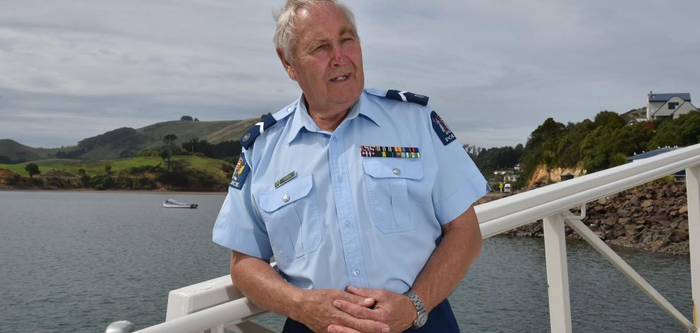 After 34 years as the sole-charge officer on the Otago Peninsula, Senior Constable Lox Kellas has...