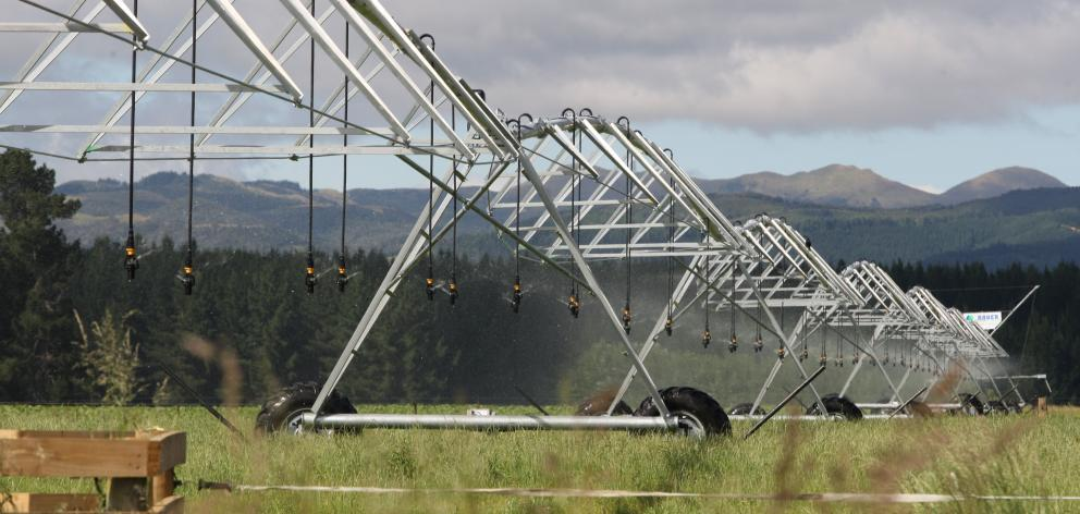 Irrigation needs contributed to a 2% rise in electricity generation for the quarter to December;...