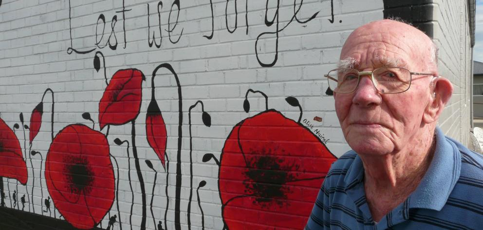 For Milton World War 2 veteran and Ashlea Grove Rest Home resident Bill Sinclair Anzac Day is a...