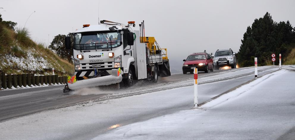 Roads Closed Ferries Cancelled As Wild Weather Hits