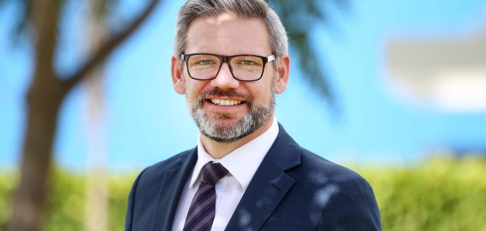 Iain Lees-Galloway Labour Party MP, Minister for Workplace Relations and Safety, ACC. Photo: Hawke's Bay Today