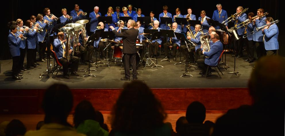Brass bands play different facets of music | Otago Daily Times