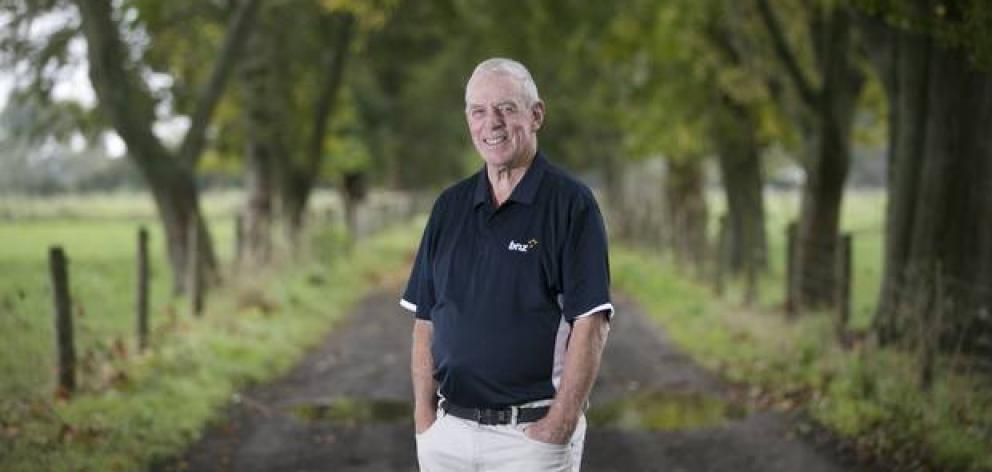 Paul Buist (75) says working helps him tick off his bucket list and travel to see family overseas. Photo: NZ Herald