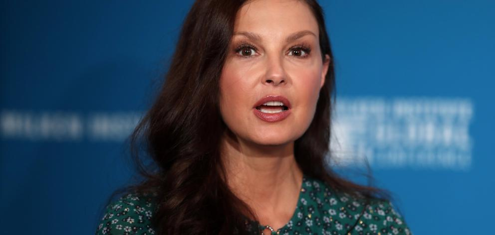 Actress Ashley Judd has accused Weinstein of blacklisting her after she rejected his advances. Photo: Reuters