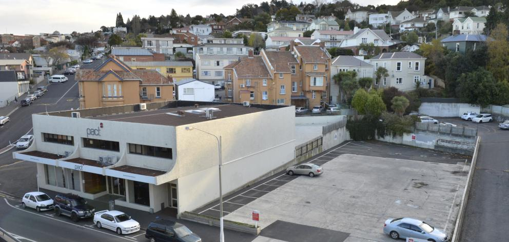 Dunedin property developers Frank and Karen Cazemier have been granted resource consent to build...