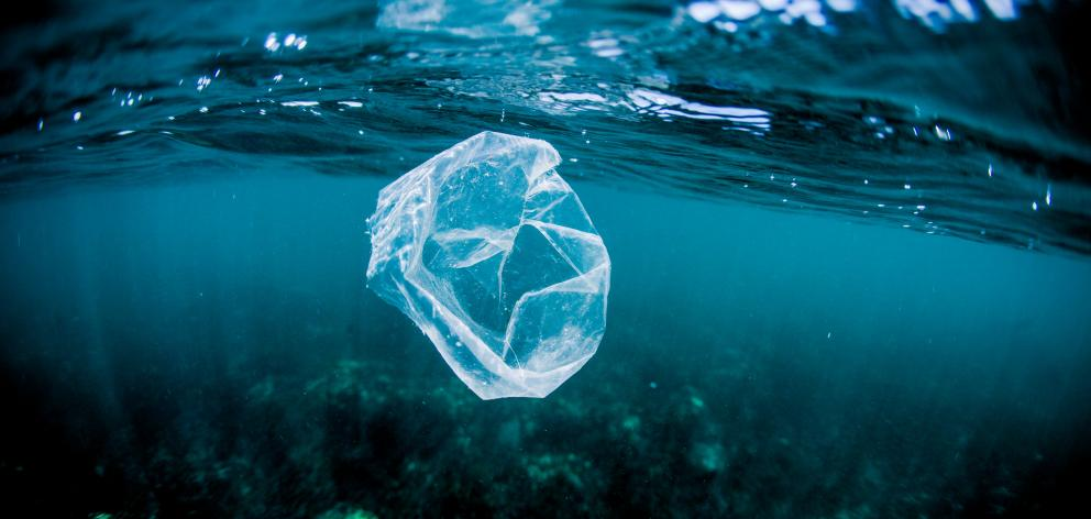 Eight million tonnes of plastic - bottles, packaging and other waste - are dumped into the ocean...