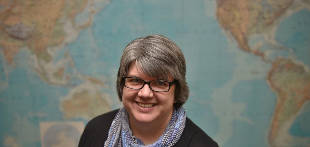 Associate Prof Robin Turner, director of the University of Otago's biostatistics unit. Photo:...