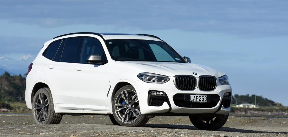 The long haul with BMW's new X3 | Otago Daily Times Online News