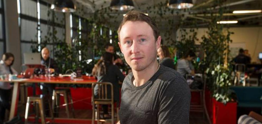 Inspiring Stories chief executive Guy Ryan says millennials care about purpose more than pay cheques when it comes to business. Photo: NZ Herald