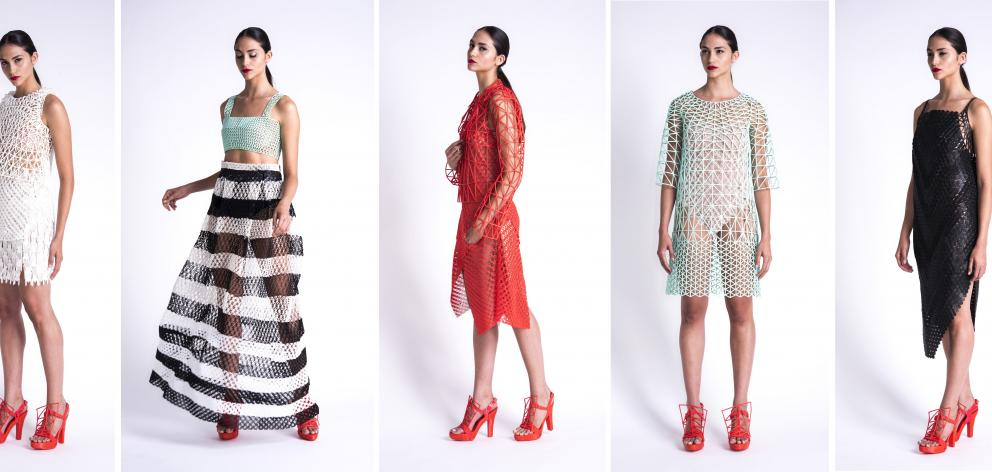 Designers, such as Danit Peleg, are using 3-D printers to make fully customised and personalised...
