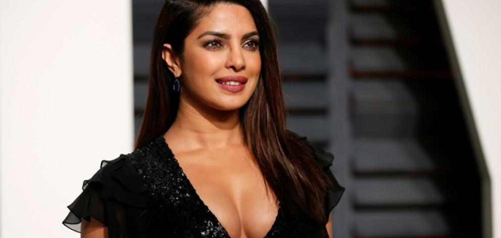 Priyanks Chopra (35) is a revered Bollywood star in India, admired for her ability to cross over and achieve success in Hollywood, which has been rare for Indian actors. Photo: Reuters