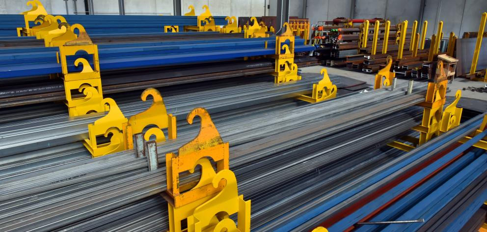 The steel sector had yet to see the full impact of cost pressures.