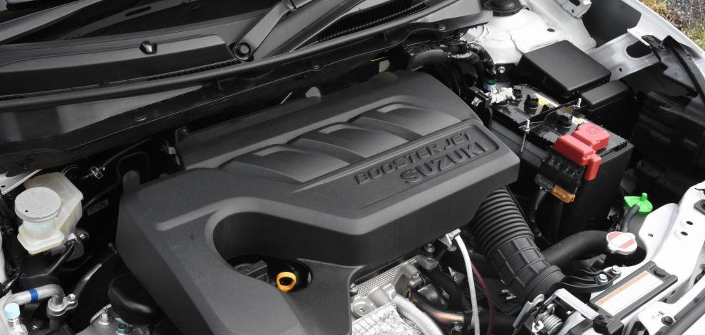 The quest for strong performance in combination with decent economy has taken Suzuki down an...