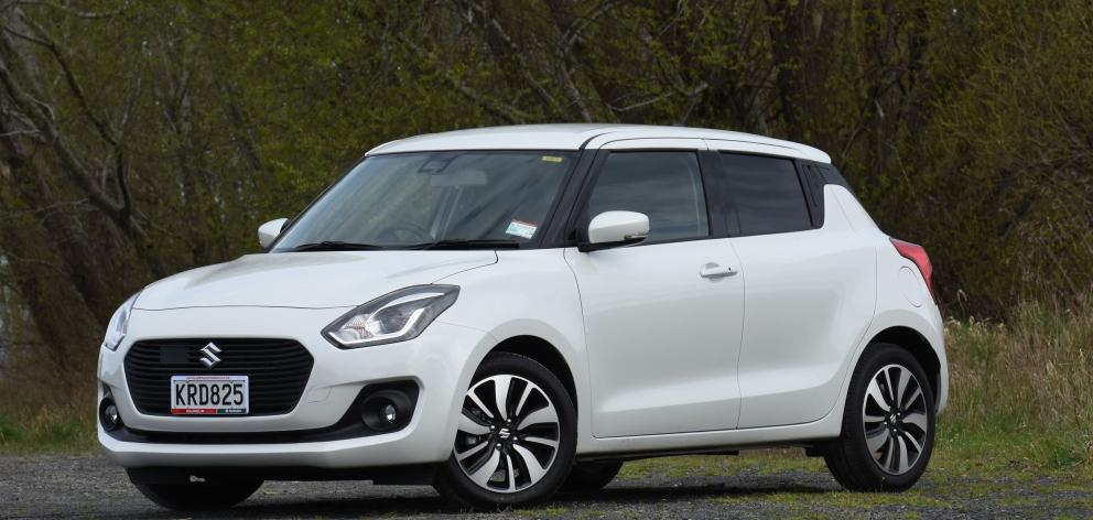 That the latest Swift appears bigger than the old one is due to styling and a 20mm stretch in...
