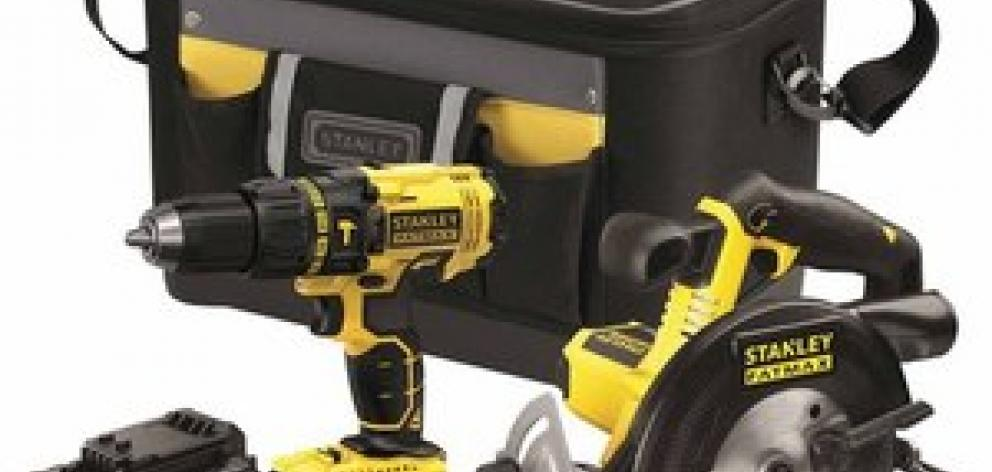Stanley Fatmax Combo Kit 18 Volt only $379.00