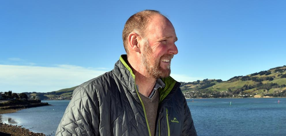 University of Otago Associate Prof Andrew Gorman is studying what is understood to be a seismic...
