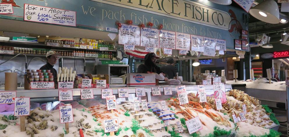 Pike Place Fish are poster-boys.