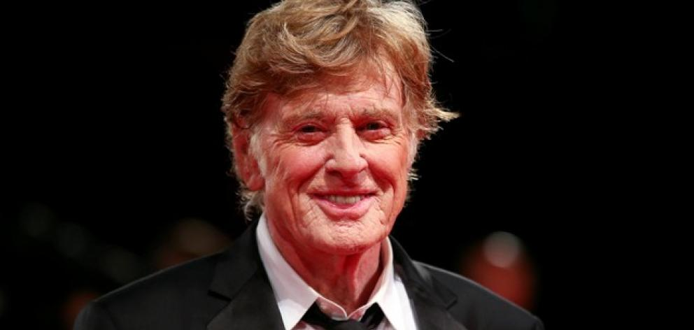 Robert Redford has said he will retire from acting after the release of his movie 'The Old Man and the Gun'. Photo: Reuters